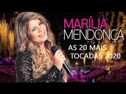Marília Mendonça-As 20 Mais tocadas