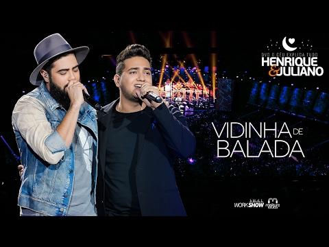 Lendas da Música: Vídeo Clip de Henrique e Juliano >  - Vidinha de Balada