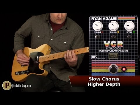 JHS Pedals VCR – Ryan Adams/PaxAm Signature Pedal