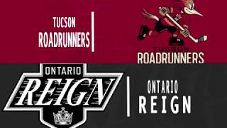 Roadrunners vs. Reign | Feb. 8, 2020