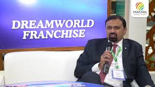 Mr. Abdul Jabbar Rathod, Executive Director - Dreamworld
