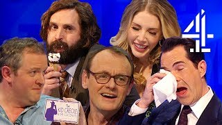 """You've Had WORSE Things Spat at You?!"" Best of 8 Out of 10 Cats Does Countdown Series 18 
