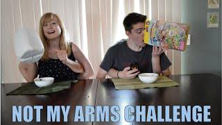 Not My Arms Challenge | Kholo.pk