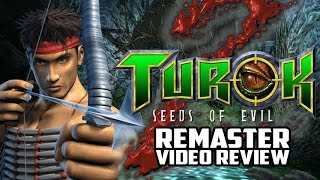 Turok 2: Seeds of Evil Remaster PC Game Review