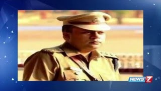 IPS Officer N Harish Found Dead In Officers Mess In Chennai  News7 Tamil