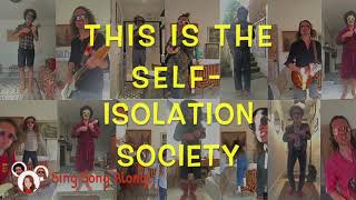 SELF-ISOLATION SOCIETY