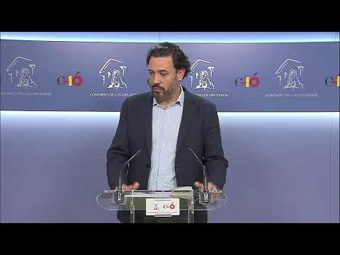 Guillermo Mariscal: El objetivo del 28-A es sacar a Pedro Sánchez de La Moncloa