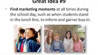 LiveWell School Food Initiative Webinar: Great Ideas to Win Hearts and Minds
