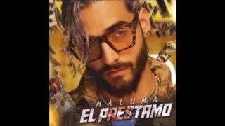 Maluma - El Prestamo (Audio Oficial)