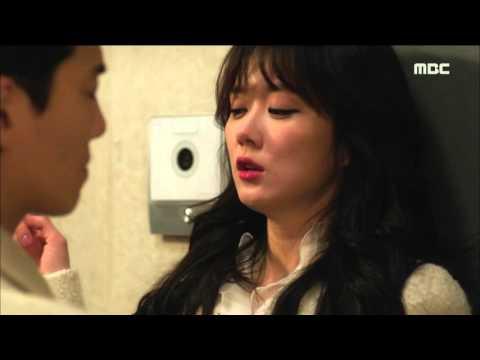 happy ending once again                          ep 8  jang na ra skinned a goat at jung kyung ho 20160211