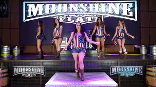 Lose My Mind Line Dance Tutorial | Moonshine Flats