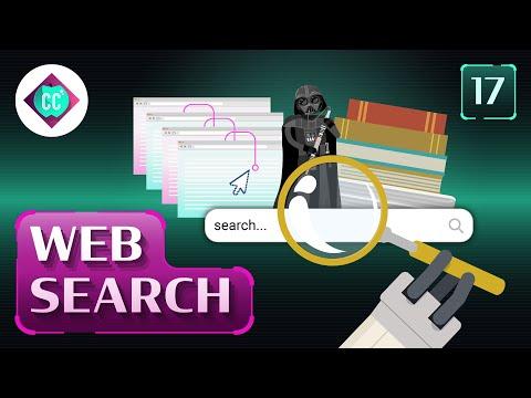 Web Search: Crash Course AI #17
