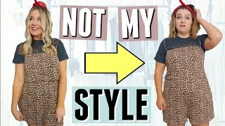 I Let Carrie Dayton Choose My Outfits for a Week!