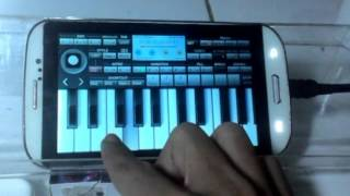 Tutorial Song Korg I-One