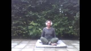 Zomer: yin yoga zittend