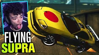 Need for Speed Underground 2 Let's Play - Case of the Flying Supra... (Part 18)