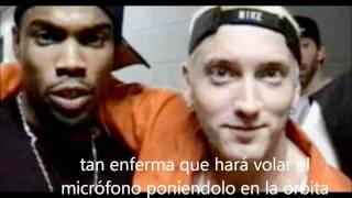 Eminem - You're never over ( Sub Español )