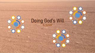 Doing God's Will by Zig Ziglar