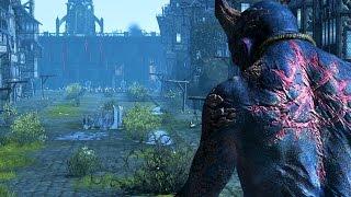 Defend on Giant! Massive Battle Total War Warhammer