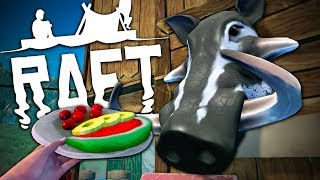 MAKING ANIMAL FRIENDS - Raft (Animal Domestication Update)