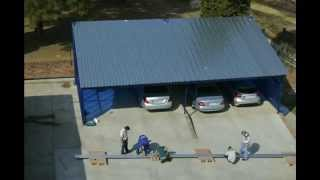 Sinetech - How to build a Solar Carport