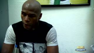 Floyd Mayweather HBO Boxing Ask the Fighter Part 2 3