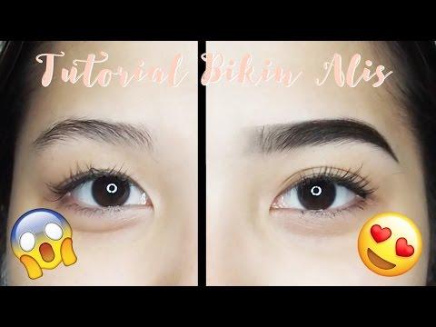 Eyebrow Routine Tutorial // Tutorial Bikin Alis Mudah