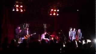 "Jon McLaughlin/Stephen Kellogg & The Sixers - ""These Crazy Times"""