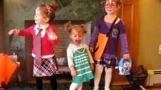 Halloween 2010 - The Chipettes