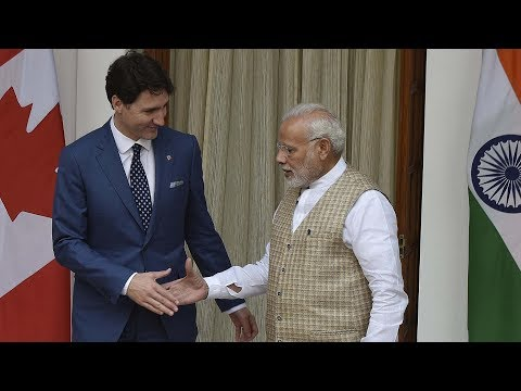 Canadian PM's visit to India mired in discomfort