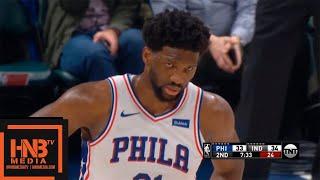 Philadelphia Sixers vs Indiana Pacers 1st Half Highlights | 01/17/2019 NBA Season
