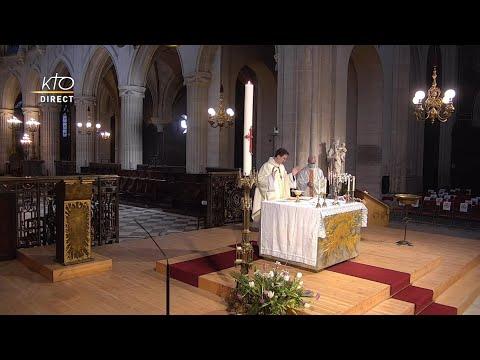 Messe du 6 mai 2021 à St-Germain-l'Auxerrois