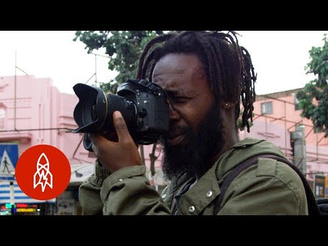 The African Photographer Changing Views
