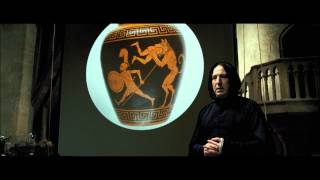 Prisoner of Azkaban - Page 394, Severus Snape (HQ)