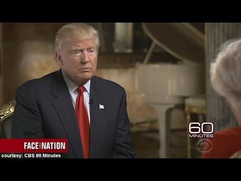 ΗΠΑ: Ο Τραμπ αλλάζει τροπάριο για το τείχος