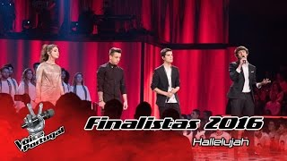 Finalistas - Hallelujah (Leonard Cohen) | Gala Final | The Voice Portugal