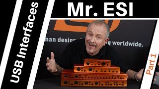 Mr. ESI USB Interfaces Pt.1