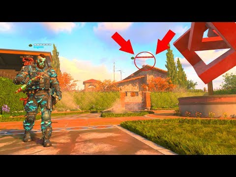 NO ONE COULD FIGURE OUT WHERE HE WAS HIDING ON TOP OF THE MAP HIDE N' SEEK ON *BLACK OPS 4*