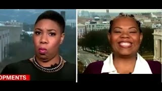 """Brunell Donald-Kyei DESTROYS CNN and Hillary Supporter """"Trump Will Fix the Inner Cities"""""""
