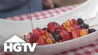 10 Backyard Barbecue Tips | HGTV