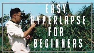3 Hyperlapse Techniques For Beginners  2019| Easy Hyperlapse Technique For Beginners|hyperlapse Easy