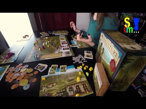 Spieletrailer Viticulture - In Vino Veritas - Vorschaubild