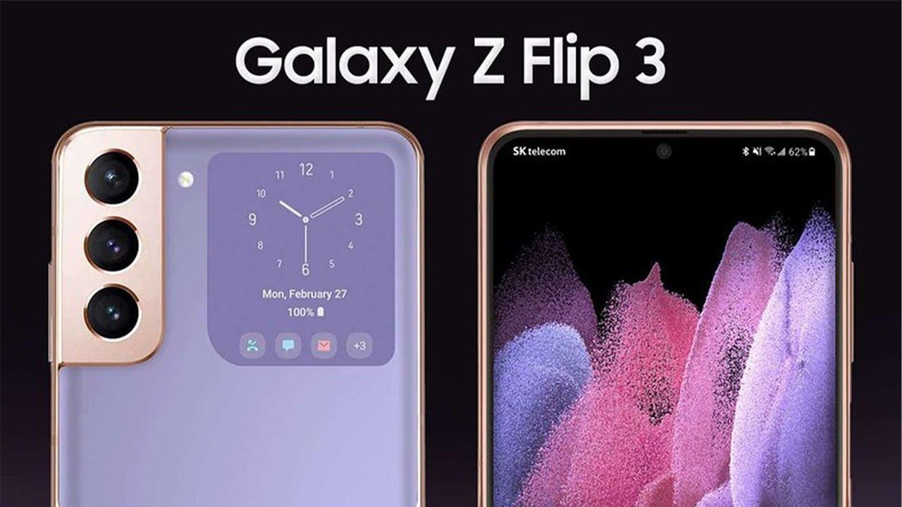 Galaxy Z Flip 2 và Galaxy Z Fold 3 sẽ được ra mắt trong tháng 07