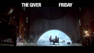The Giver - Chant Clip