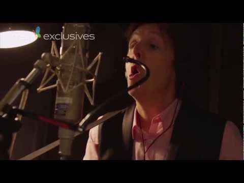 Paul McCartney - 'Heart Of The Country' - the recording of his 2012 remake