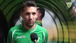 Protagonistas Tondela 3-0 Portimonense (Liga 2 Cabovisão)