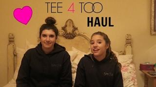 TEE 4 TOO HAUL! || Mackenzie Ziegler