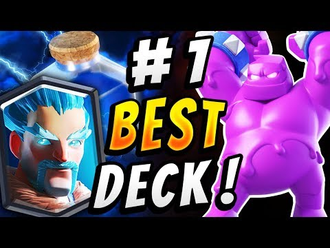 BEST DECK IN CLASH ROYALE RIGHT NOW! EASY 12 WINS! — Clash Royale