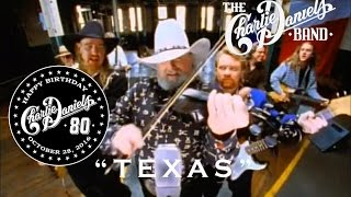 The Charlie Daniels Band - Texas - Official Video