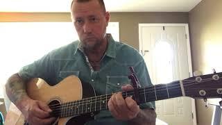 Fallen   Gert Taberner (guitar Lesson) (chords In Description)